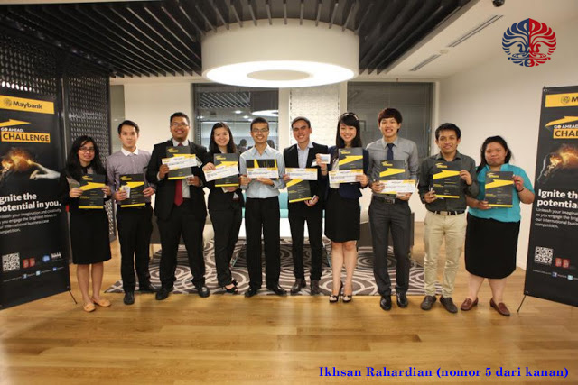 The Maybank GO Ahead Challenge 2013