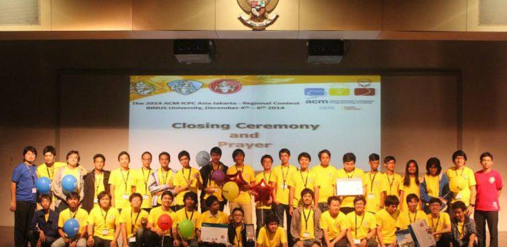 Putaran Final ACM ICPC (International Collegiate Programming Contest) 2014