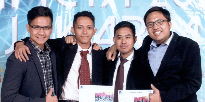 Eksis di Kancah Internasional APICTA (Asia Pacific ICT Alliance) Awards 2014