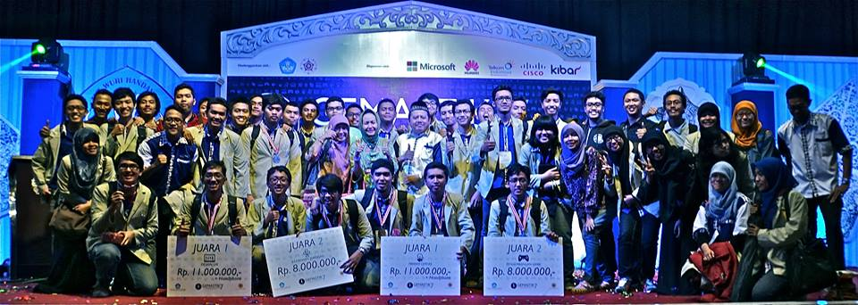 Juara Umum Gemastik 2014