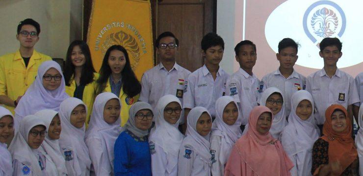 Kunjungan SMAN 7 Padang