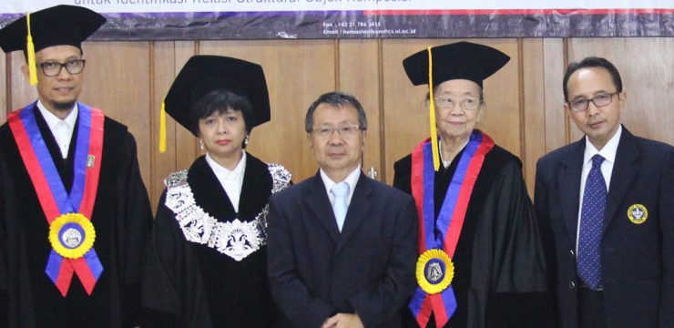 Promosi Doktor Ilmu Komputer – Dr. Soetrisno