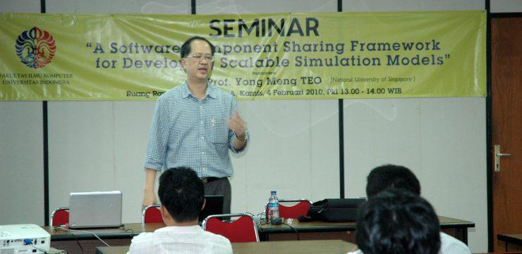 Seminar a Software Component Sharing Framework