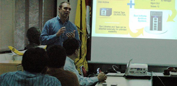 Seminar Innovations in E-learning