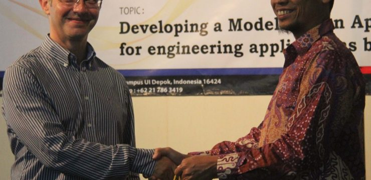 Seminar: Developing a Model Driven Approach for engineering applications based on mOSAIC