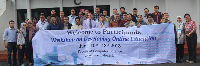 Workshop: Developing Online Education