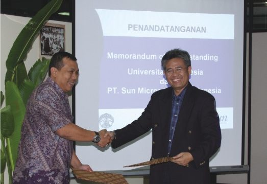 Sun Microsystem akan Lebih Berkontribusi dalam Proses Pendidikan