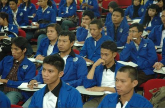 Kunjungan STMIK Makassar