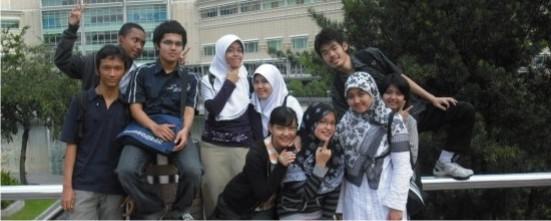 Pertukaran Mahasiwa Belajar Dari Budaya Malaysia