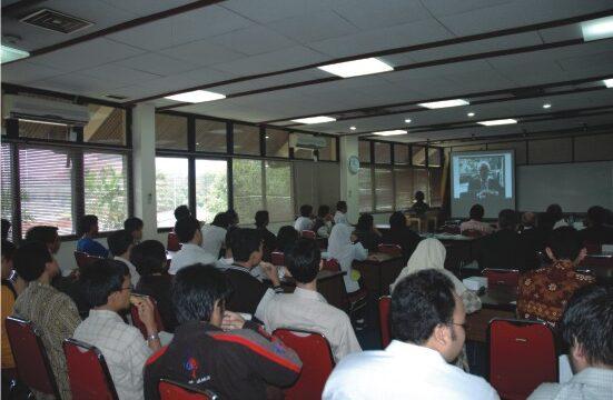 Seminar Kunjungan dan Presentasi AIT