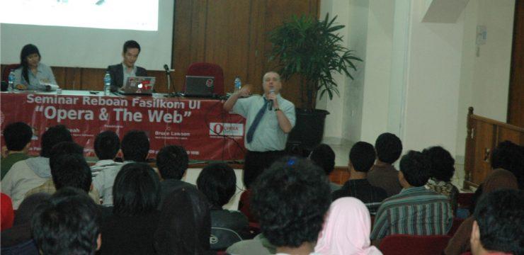 Seminar Opera & the Web