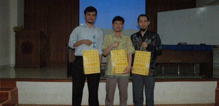 "Seminar ""Beasiswa Jepang"""
