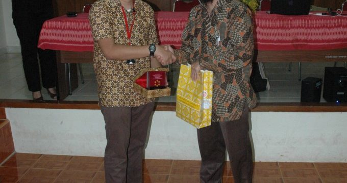 Seminar: Kompetisi Thinkquest