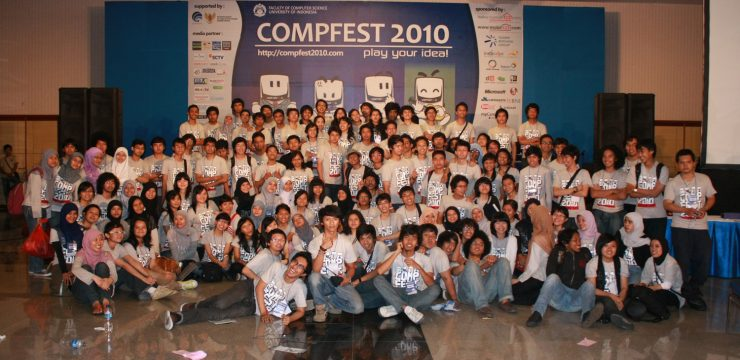 COMPFEST 2010 : Titik Bangkitnya Dunia ICT Indonesia