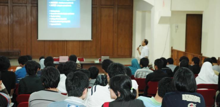 Seminar Beasiswa ke Jepang dan Research Assistant di Fasilkom