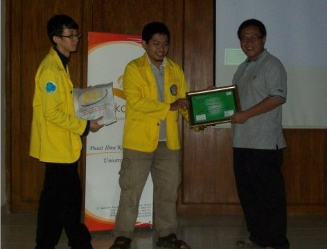 KITI Kuliah Informal Teknologi Informasi 2010 : Mengembangkan Potensi Webpreneur