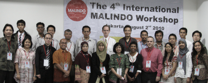 The 4th Malindo Workshop 2010
