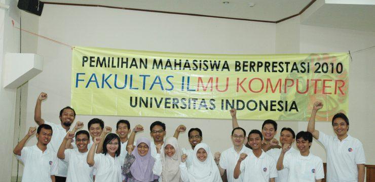 Andreas Senjaya: Catatan Perjalanan Menuju Mahasiswa Berprestasi II UI