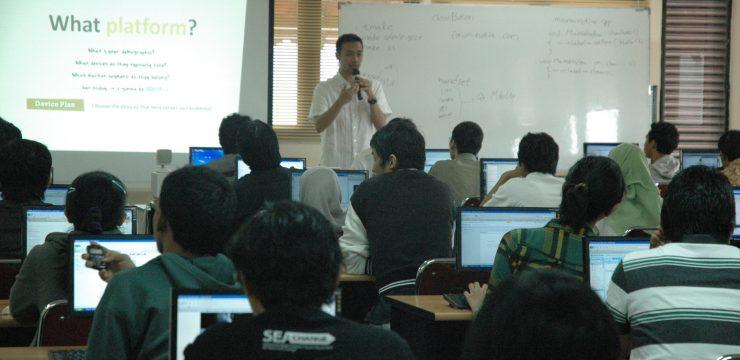 Seminar Nokia Qt Platform dan Ux Training