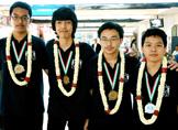 TOKI Juara Olimpiade Informatika Internasional 2012