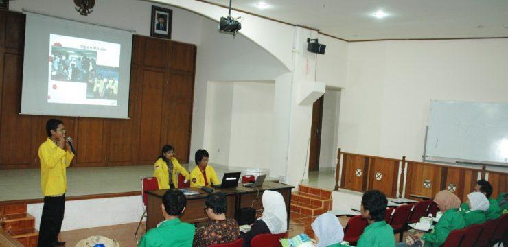 Kunjungan Universitas Muhammadiyah Jakarta