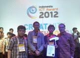 VEDA: Tim VEDA Fasilkom UI Raih Juara di INAICTA 2012