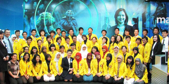 Bank Mandiri: COMPANY VISIT FASILKOM UI 2010