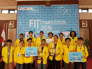 Fit competition