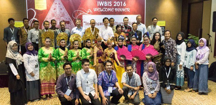 Workshop Tingkat Internasional di Bidang Teknologi Informasi: IWBIS 2016