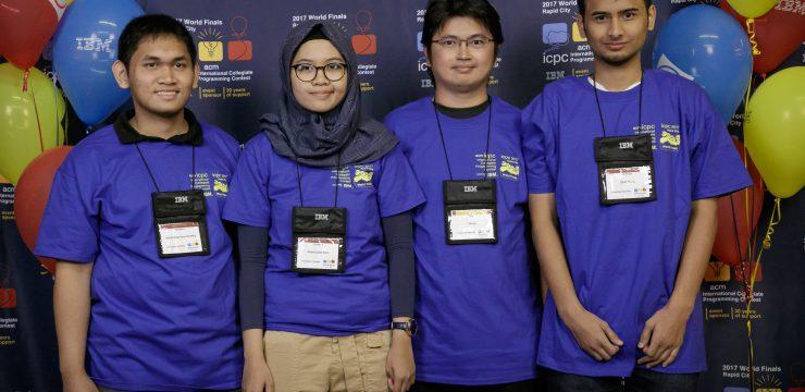 Tim UI-Fasilkom Raih Peringkat 34 Kompetisi Programming Tingkat Dunia
