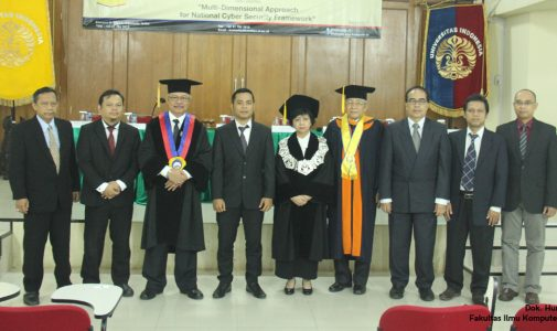 Promosi Doktor Ilmu Komputer – Dr. Farisya Setiadi