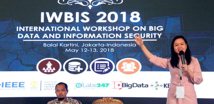Diskusi Terkini Perkembangan Big Data & Information Security dari Privacy Risk, Smart Park Hingga Capsule Networks