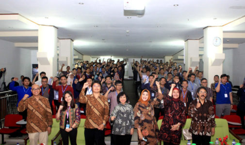 Pembukaan Pelatihan 1000 Digital Talent Scholarship
