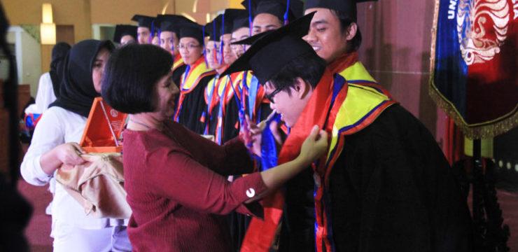 Fasilkom UI Luluskan 253 Wisudawan Pada Semester Genap TA 2017/2018
