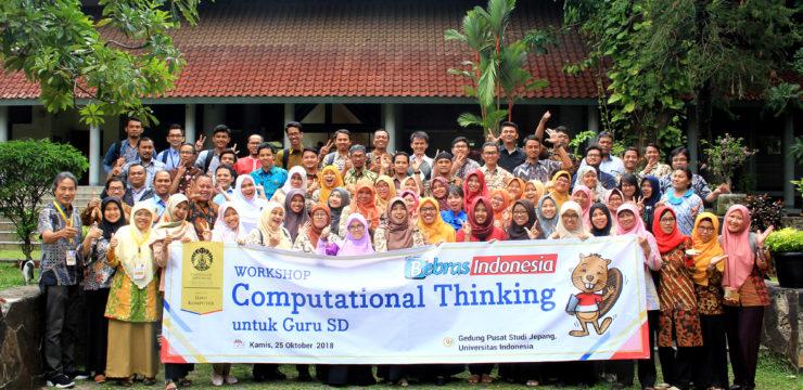 Fasilkom UI dan Bebras Indonesia Selenggarakan Workshop Computational Thinking Bagi Guru SD