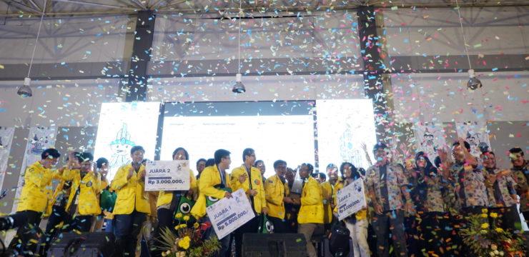 Universitas Indonesia Pertahankan Gelar Juara Umum Gemastik Tingkat Nasional