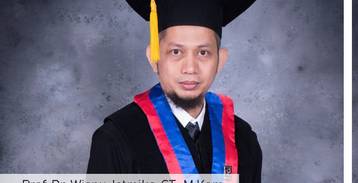 Prof. Dr. Wisnu Jatmiko Terpilih Sebagai IEEE Indonesia Section Chair 2019