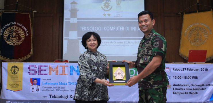 Peluang Teknologi Informasi pada Sistem Pertahanan Angkatan Laut
