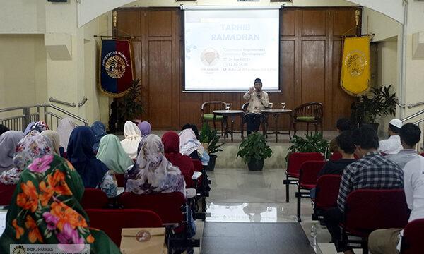 Fasilkom UI Siap Sambut Bulan Ramadhan 1440 Hijriyah
