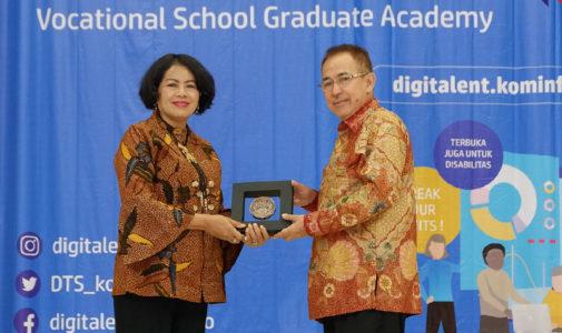 Kominfo dan UI Siapkan Talenta Digital Indonesia Masuki Revolusi Industri 4.0