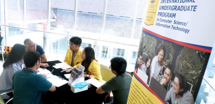 Mengenal Fasilkom UI Melalui Open House Pascasarjana & Kelas Internasional