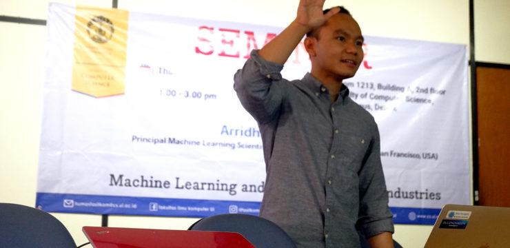 Pemanfaatan Deep Learning pada Industri