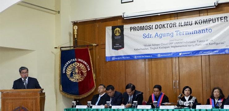 Model Adopsi Cloud ERP UMKM untuk Indonesia