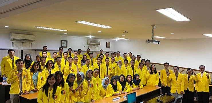 Selamat Datang Mahasiswa Baru Program MTI Fasilkom UI