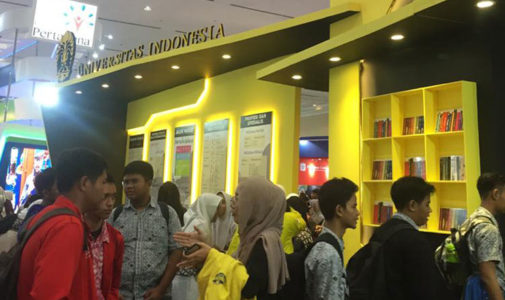 Fasilkom UI Berpartisipasi pada Indonesia International Education Training & Scholarship Expo 2020