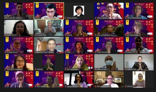 Halal Bi Halal Idul Futri 1441 H Virtual Fasilkom UI